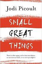 """Résultat de recherche d'images pour """"small great things"""""""