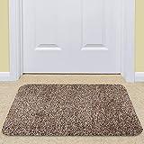 Indoor Doormat Super Absorbs Mud Mat 36'x 24' Latex Backing Non Slip Door Mat for Front Door Inside...