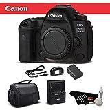 Canon EOS 5D Mark IV Full Frame Digital SLR Camera Body Bronze Level Bundle International Version