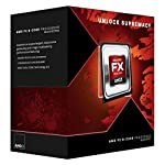 AMD FX 8-Core Black Edition FX-8300 3.3 GHz with 4.2 GHz Turbo Octa core Processor (FD8300WMHKBOX) from Amd
