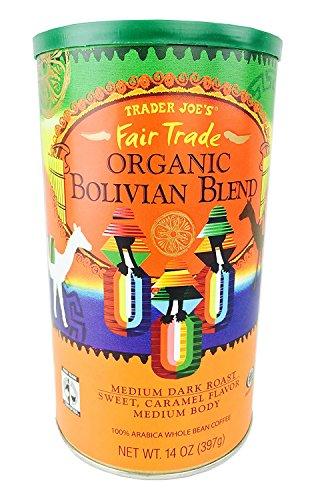 Trader Joes Organic Bolivian Blend