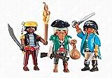PLAYMOBIL® Add-On Series - 3 Pirate Mates