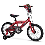 Huffy 16' Disney/Pixar Cars Boys Bike, Lights and Sounds Shield