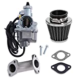 22MM Carburetor Air Filter Carb Kit for Mikuni 110cc 125cc SSR CRF Sunl Taotao Pit bike