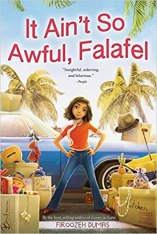 Image result for it ain't so awful falafel book cover