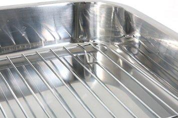 ExcelSteel-591-Roasting-Pan-Stainless