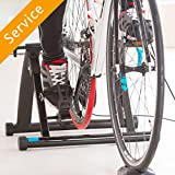 Bike Trainer Assembly and Setup