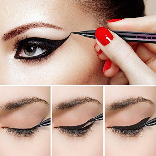 Docolor Liquid Eyeliner Eye Liner Gel Black