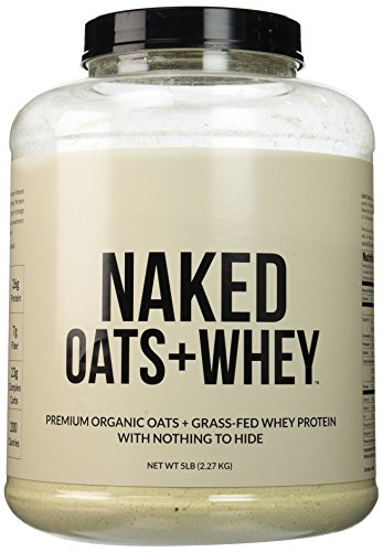 Naked Oats & Whey Premium Protein Powder