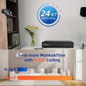 16CH-Expandable-SMONET-5MP-Lite-Security-Camera-SystemSurveillance-Camera-System-Outdoor1TB-Hard-Drive8X1920TVL-P66-Weatherproof-Home-CCTV-CamerasDVR-Kits-for-Easy-RemoteNight-VisionPlayback