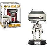 Funko L3-37: Solo - A Star Wars Story x POP! Vinyl Figure + 1 Official Star Wars Trading Card Bundle [#245/26990]