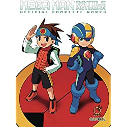 Mega Man Battle Network: Official Complete Works Hardcover