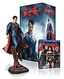 Batman v Superman: DOJ (Amazon-Exclusive) (Superman Figurine) (Ultimate Edition Blu-ray + Theatrical Blu-ray + DVD + UltraViolet Combo Pack)