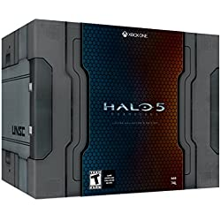 Halo 5: Guardians - Limited Collector's Edition - Xbox One [Digital game download code only/No disc included]