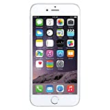 Apple iPhone 6 Plus, GSM Unlocked, 64GB - Silver (Renewed)