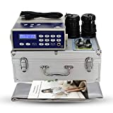 Ionic Foot Bath Detox Machine System Negative Hydrogen by Healcity With Far Infrared Belt, Two Ion Cleanse Arrays