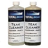 TotalBoat Teak Wood Cleaner (2 Quart)
