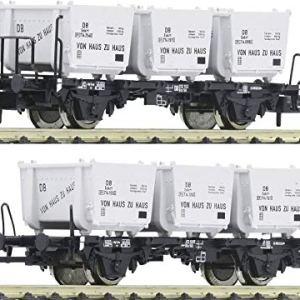 Fleischmann 823303 DB Von Haus zu Haus Container Carrying Wagon III 51n5zgR1KfL