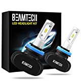 BEAMTECH H11 LED Headlight Bulb,...