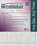 Accumulair Diamond 17x21x1 (Actual Size) MERV 13 Air Filter/Furnace Filters (6 Pack)