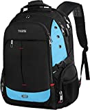 TSA Laptop Backpack,Business Travel Backpack with Large Capacity for 17 Inch Notebook,Durable Computer Work Bag for Mens&Women,Water Repellent Lightweight College School Bookbag with USB Port