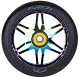 Fuzion Pro Scooter Wheels (Ace 120mm Neo Chrome)