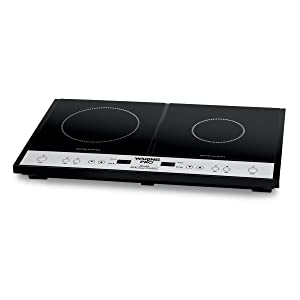 Waring Pro ICT400 Double Induction Cooktop
