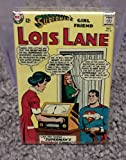 "Lois Lane #44 DC Comic Book Cover 2"" x 3"" Refrigerator or Locker MAGNET"