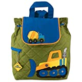 Stephen Joseph Quilted Backpack, Construction