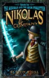 Nikolas and Company Book 1: The Merman and The Moon Forgotten: A Middle Grade Fantasy Adventure (Nikolas and Company Episode)