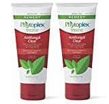 Remedy Phytoplex Clear Antifungal Ointment - 2.5 Ounce Tube - Pack of 2