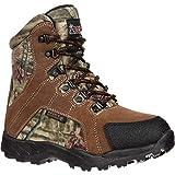 ROCKY FQ0003710 Kid's Hunter Brown/MO Infinity Boot 4 M US