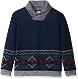 Product review for Crazy 8 Little Boys' Long Sleeve Shawl Collar Aztec Print Sweater