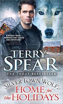 Silver Town Wolf: Home for the Holidays by [Spear, Terry]