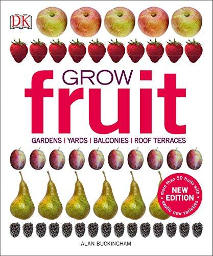 Grow Fruit: Gardens, Yards, Balconies, Roof Terraces