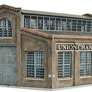 Walthers, Inc. Union Crane and Shovel Kit, 9-1/2 x 7-1/8 x 4-15/16″ 23.7 X 17.8 X 12.3cm 51nfdiejiPL
