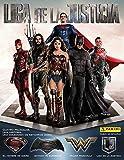 Justice league (1 album + 10 sobres)