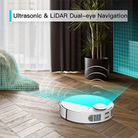 360-S9-Robot-Vacuum-and-Mop-Ultrasonic-LiDAR-Dual-Eye-Laser-Mapping-2650-Pa180-mins-Work-Time-Intelligent-Water-Tank-No-Go-Zones-Compatible-with-Alexa