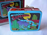 Hallmark Keepsake Ornament, Superman Tin Lunchbox, Dated 1998