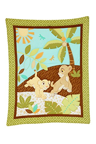 Disney Lion King 3 Piece Crib Bedding Set