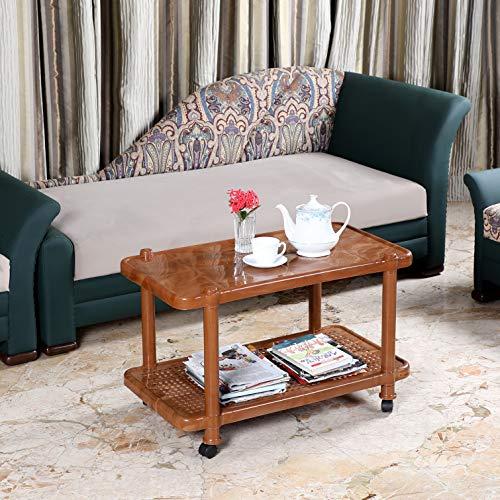 Cello Oscar Dining Table (Sandalwood Brown) 3