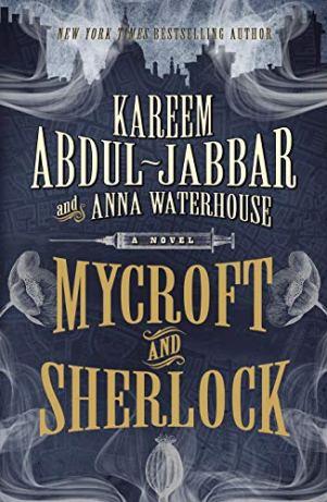 Mycroft and Sherlock by [Abdul-Jabbar, Kareem, Waterhouse, Anna]