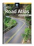 Rand McNally 2020 Road Atlas with Protective Vinyl Cover (Rand McNally Road Atlas United States/ Canada/Mexico (GIFT EDITION))