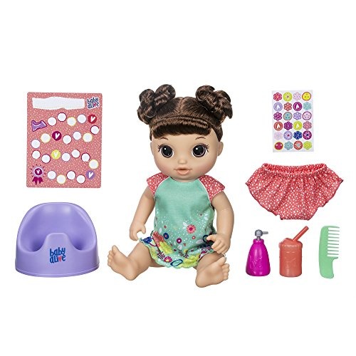 Baby Alive Potty Dance Baby: Talking...