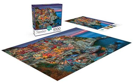 Buffalo-Games-Cinque-Terre-1000-Piece-Jigsaw-Puzzle