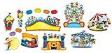 Carson Dellosa Carnival Fun Bulletin Board Set (110169)