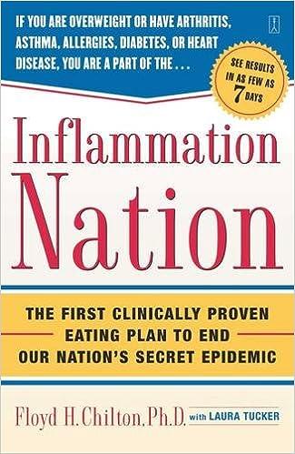 Inflammation Nation Diet Book