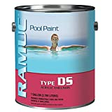 Ramuc DS32801 Type DS Water Based Acrylic Pool Paint - Dawn Blue
