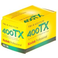 Kodak Tri-X 400TX Professional ISO 400, 36mm, Black and White Film (Pack of 3)
