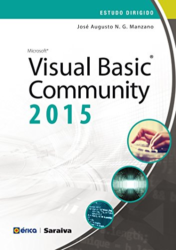 Estudo dirigido: Microsoft Visual Basic Community 2015